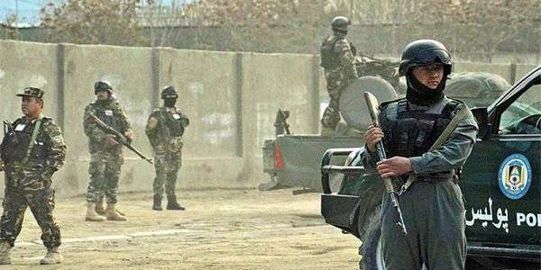 Three Afghan police forces killed in the latest Taliban attack in Kabul