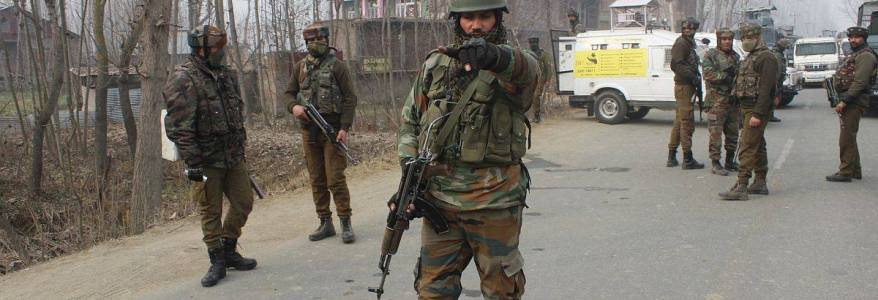 Three terrorists killed in encounter with security forces in Jammu and Kashmir's Shopian