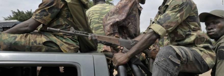 Twelve Ivorian soldiers killed in terror attack near the Burkina Faso border