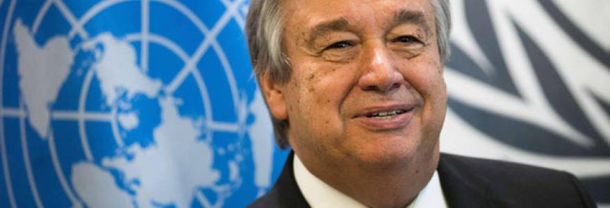 UN Secretary-General Antonio Guterres reminds Pakistan of terror obligations