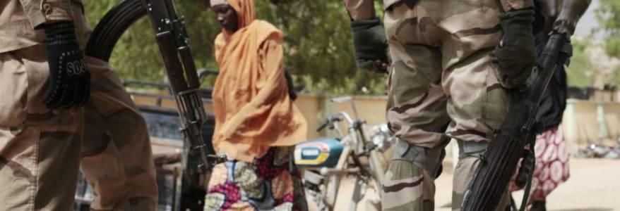 At least 35 troops killed and 30 missing in Nigeria terrorist ambush