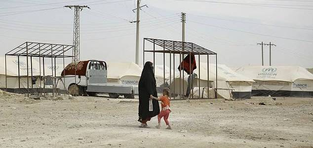 Australian Islamic State brides and their children trapped in Syria won't be brought back home