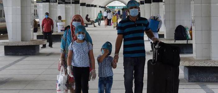 Authorities in Bangladesh raised security alert after Eid terrorist attack warning