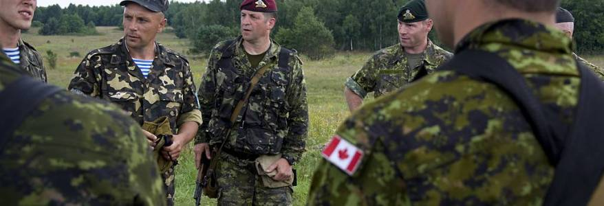 Canadian military shrinks Middle East footprint as the Islamic State fight enters new phase