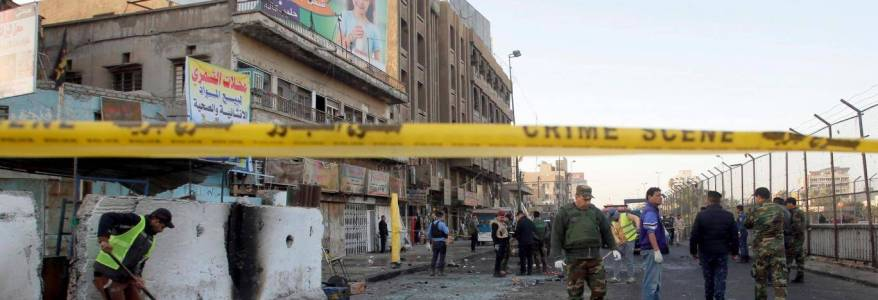 Five civilians injured after explosion in the Iraqi capital of Baghdad