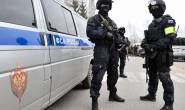 Russia's Federal Security Service prevented terrorist attack in Moscow