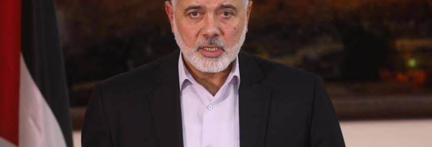 Hamas chief Ismail Haniyeh reveals direct talks with Fatah
