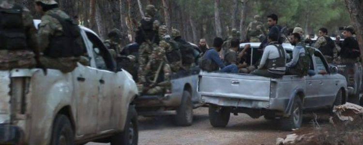 Hayat Tahrir al-Sham raids Sarmada and Sarmin amid clashes with the Islamic State terrorist cells