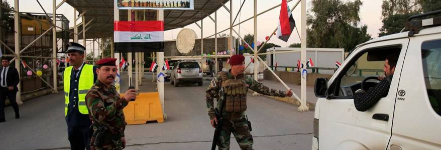 Iraqi security forces foiled rocket attack on Baghdad Green Zone