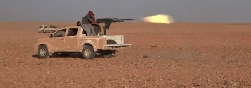 Islamic State killed ten pro-Iran fighters in the Syrian desert