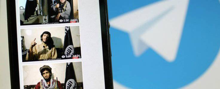 Islamic State propaganda efforts struggle after Telegram takedowns