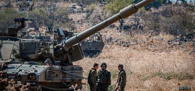 Israel Defense Forces send reinforcements to north amid threat of Hezbollah attack