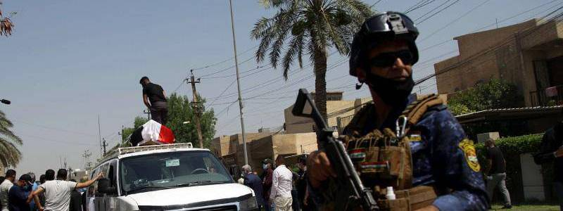 Kata'ib Hezbollah terrorist suspected in killing of Iraqi security analyst Hisham al-Hashemi