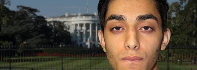 Man from Georgia sentenced for attempted terrorist attack on the White House