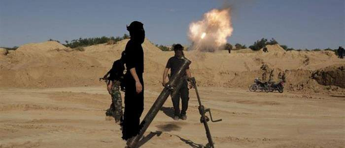 New Islamic State attack on regime army positions in the Syrian desert