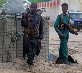 GFATF - LLL - Six people killed by al Shabaab terrorists in bomb explosion at a restaurant in Somalia