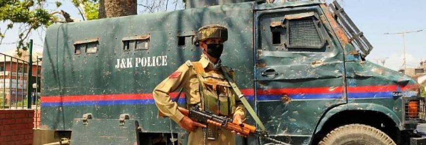 Terrorist associates held in Jammu and Kashmir's awantipora