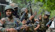Terrorist responsible for death of minor in Kashmir killed in an encounter with the security forces