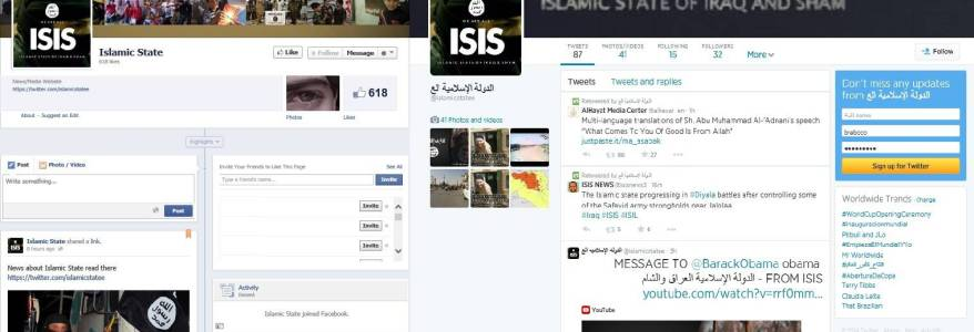 Terrorists are using BBC theme to trick Facebook into showing vile clips