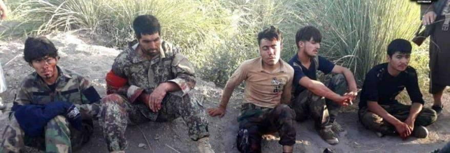 Uzbek terrorist group claims capture of Afghan militiamen