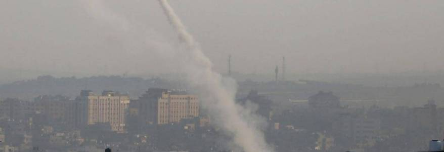 Hamas urge terror groups in Gaza to keep rockets on standby and keep their fingers on the trigger