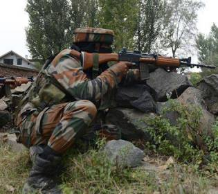 GFATF - LLL - Two police personnel killed and one injured in terrorist attack in Jammu and Kashmir Nowgam
