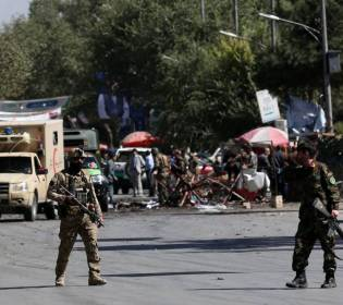 GFATF - LLL - Women and children among ten killed and wounded in Kandahar roadside bomb explosion