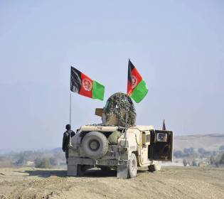 GFATF - LLL - Afghan forces thwart Islamic State attack in Nangarhar