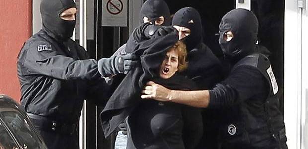 Albanian authorities arrested woman wanted in Italy for terror conviction