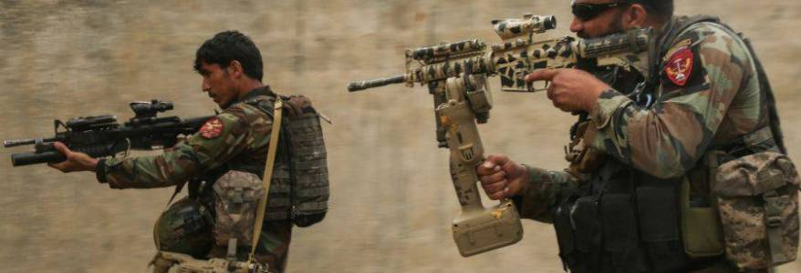 At least 23 soldiers and 31 terrorists killed in clashes in Afghanistan