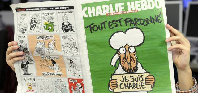 Charlie Hebdo magazine re-runs prophet Mohammed cartoons to mark the terrorist attack trial