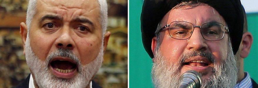 Hamas and Hezbollah terrorist groups seek global terror front against Israel