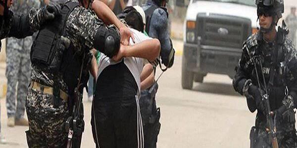 Iraqi forces captured twelve Islamic State terrorists in the Al Anbar province