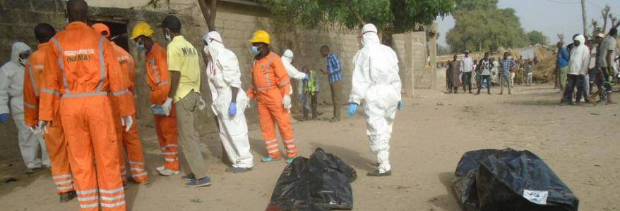 Islamic State terrorists attacked Nigeria convoy as death toll rises to thirty people