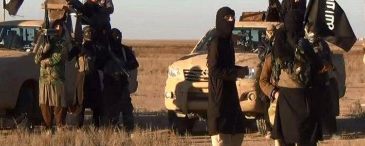 Islamic State terrorists detonated IED near Syrian security checkpoint