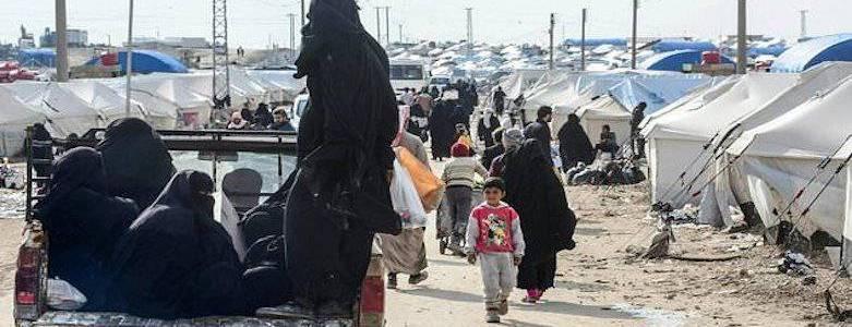 Anti-Terrorism Units arrested four Islamic State mercenaries in al-Hol Camp