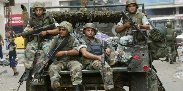 Lebanese army forces killed nine Islamic State-linked suspects in anti-terrorism raid