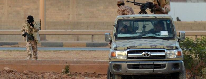 Libyan army forces killed emir of the Islamic State in southern Libya