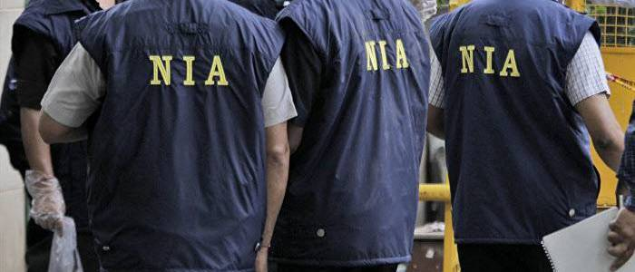 National Investigation Agency arrested al-Qaeda men who were in touch with people in Kashmir