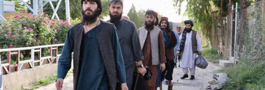 Taliban prisoners released by the Afghan government as part of a peace deal
