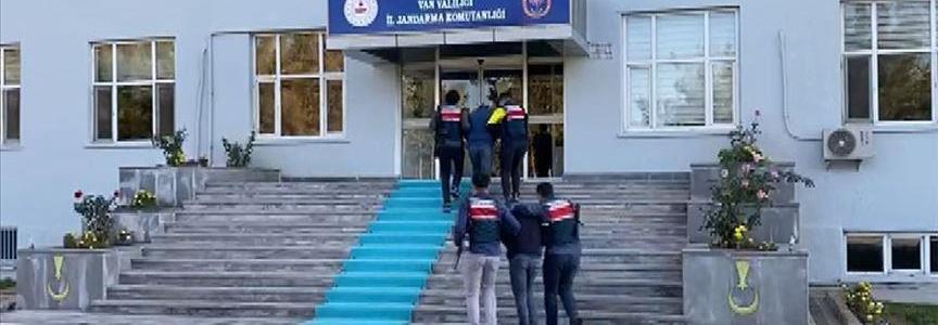 7 PKK terrorists surrender to security forces