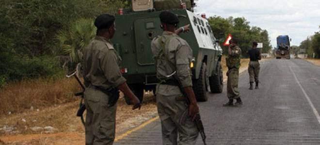 At least 270 Islamist terrorists killed in the Awasse region in Mozambique