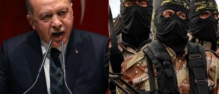 Egyptian authorities warns Greece of the threat posed by Erdogan's Islamic terrorists