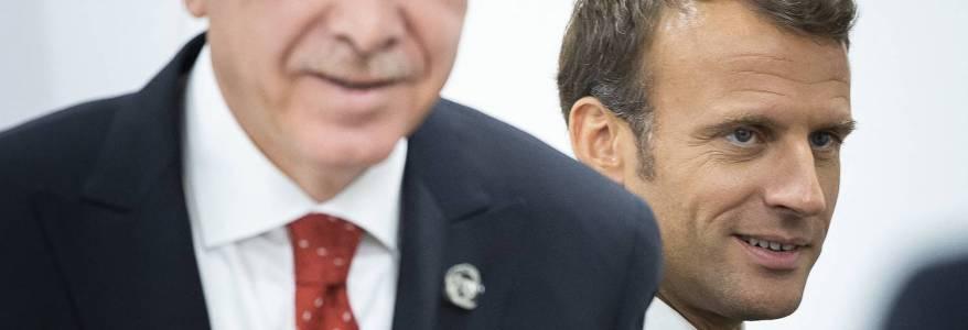 Erdogan's attack on Macron exposes minefield between Europe and Turkey