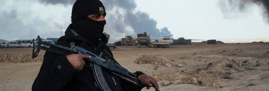 Four Iraqi soldiers injured in an explosion east of Saladin