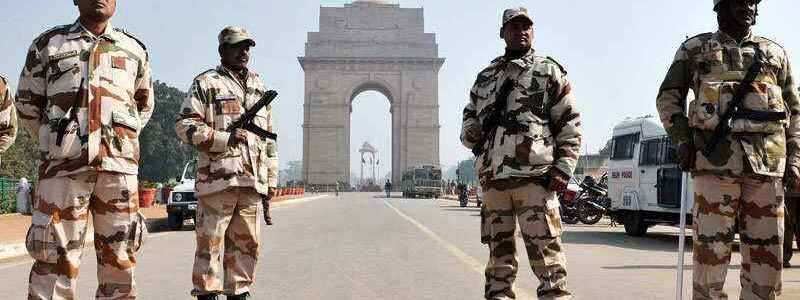 Mumbai on high alert after intelligence inputs warning about a terror attack by Pakistan-based terrorists