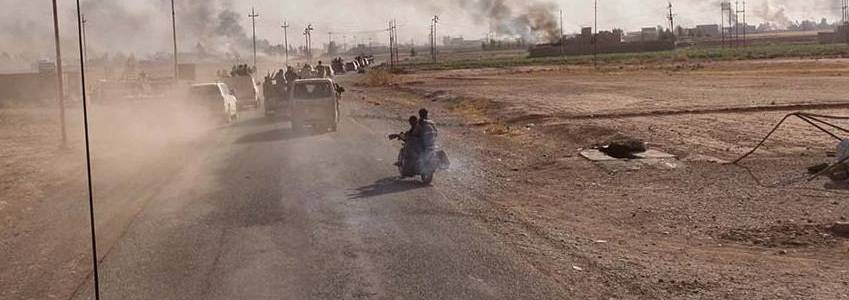 Iraqi security forces foiled an Islamic State terror attack in Jalawla