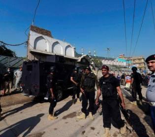 GFATF - LLL - Seven dead in Peshawar religious school bomb attack