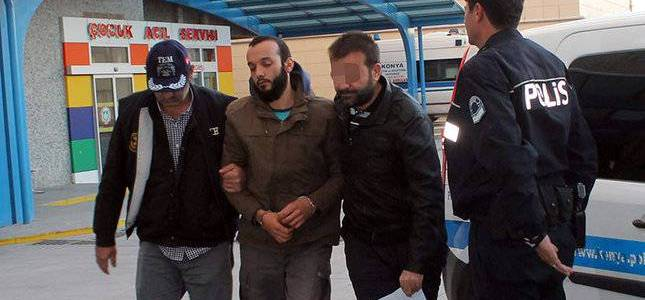 Turkish security forces arrested eight Syrian and Iraqi Islamic State terrorist suspects
