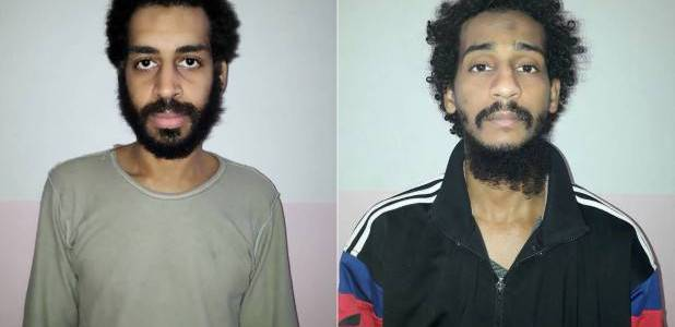 Two members of 'The Beatles' Islamic State cell to be extradited to the United States